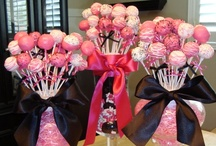 Cake pops / by Peggy