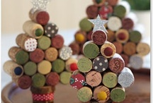 Holiday Decor and Crafts / by Rebecca Le