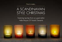 Nordic/Scandinavian Love / My collection of Scandinavian inspired interior design and home accessories