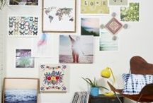 VISION: Art studio/working area in new home {Spain}