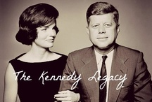Kennedy / All things Kennedy.  How would things be today if JFK and RFK hadn't been taken so soon... / by Kelly Frosinos-Wozniak