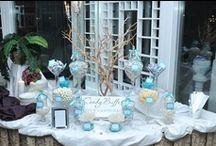SOMETHING ABOUT A CANDY DISPLAY! / by Mary Beverly