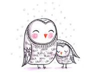 """Owl Cuties"" / by Amy Keen"
