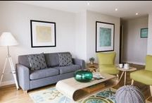 10 Ocean Views / My beachfront apartment interiors