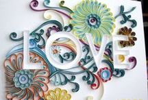 Quilling / by Ali Athey