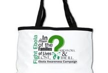 A.C.E. / Awareness Campaign Ebola we are promoting wear Green Day Oct 25th details are on our site www.ebolaawareness.info