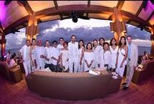 Launch of the St-Tropez Style watches in the Philippines / Charriol Sunset Soirée in Balesin Island for the Philippines launch of the St-Tropez Style.