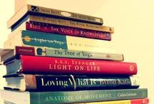 Yoga Books / Curious about all that yoga has to offer? Get off your mat and cozy up with a good yoga book!