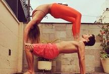 Yoga Around The World / Be inspired by all the yogis and yoga practices around the world .