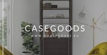 Casegoods / Take a look at our selection of casegoods and feel inspiring.