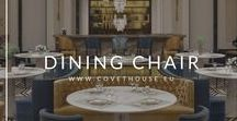 Dining Chairs / Luxury Dining Chair for your amazing project! Take a look for more inspiration! You can find more dining chairs at Covet House website: https://bit.ly/2KT6JYC