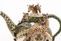 Teapots / Ardmore Ceramic Art Teapots