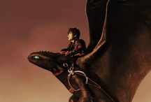 HTTYD / How to train your dragon