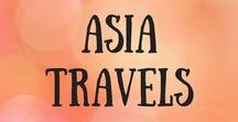 Asia Travels / Travel inspiration, itineraries, ideas and tips for all countries in Asia, like China, India, Thailand, Vietnam, Sri Lanka, Singapore. Asian Travel