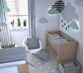 Kinderzimmer / Wir pinnen die schönsten Kinderzimmerinspirationen