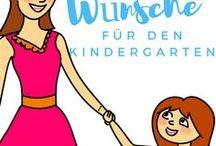 Kindergarten Kita / Alles zum Thema Kindergarten / Kita  Von Eingewöhnung bis zum richtigen Frühstück und dem passenden Rucksack.