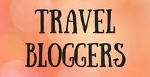 Travel Bloggers / All sorts of pins from travel bloggers. How to start a blog. Packing lists. Gift Guides.