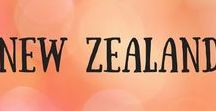 New Zealand / Travel ideas and tips for New Zealand, including Auckland, Christchurch, Wellington, and Queenstown.