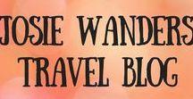Josie Wanders Travel Blog / Travel Diaries   Gap Year Travel   Long Term Travel   Travel in My Forties