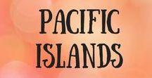 Pacific Islands / Travel inspiration, itineraries, ideas and tips for all Pacific Islands, like Fiji, Noumea, Samoa, Cook Islands, Vanuatu and Bora Bora