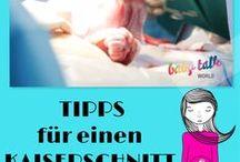 Geburt / Sammlung aller vorhandenen Blogbeiträge zum Thema Geburt , Wehen, Kaiserschnitt und Krankenhaus