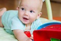 Fingerspiele, Beschäftigung fürs Baby