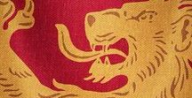 hear me roar / / house lannister.