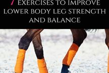 Equestrian Workouts / workouts designed specifically for equestrians!