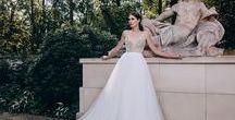 Laurelle Lookbook 2016/2017 / wedding  dresses  fashion  bridal  handmade