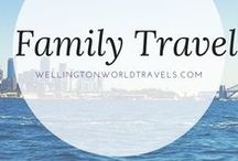 ⭐️Family Travel⭐️ / This board contains our family adventures and tips on traveling with kids.
