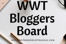 WWT Bloggers Board / Board for Bloggers. All niche are welcome. No graphic content. Send me a PM to be added.