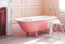 [bath] Room & Fixtures / Start and end the day with beauty!