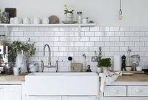 Interior Design / Idee per arredare e organizzare la casa.