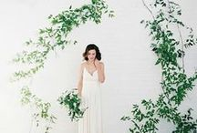 Natural + Floral Wedding Inspiration / by Bella Figura Letterpress