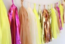 Neon Wedding Inspiration / by Bella Figura Letterpress