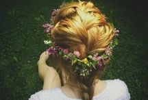 Hair & Beauty / Beautiful ♥ Charming ♥ Fabulous / by Hannah Arwood