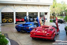 Best Real Estate Garage! / Some fun Garage's filled with Muscle, Race, and Exotic Cars!