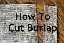 Sewing Instructionals and DIY / Tutorials