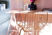 home // office / by Stasi Jorgenson