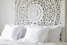 home // bedroom / by Stasi Jorgenson