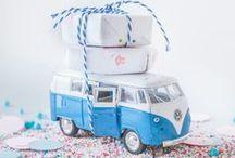 Embalagens / Se embalagem conta? Claro que conta! Seja pra embrulhar encomendas ou presentes, se inspire! :D / by Tanlup