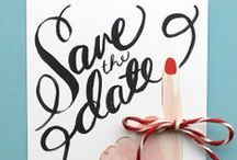 Casamento / Produtos e dicas par decoração, bolo, convites e muito mais para o Grande Dia ♥