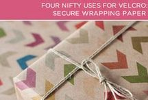 Gift-Wrap Ideas / by BrightNest