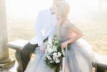 Pale Blue Wedding Inspiration / by Bella Figura Letterpress