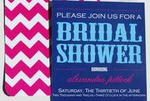 Pink and Blue Bridal Showers / by Briana N