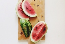 *Veggies & Fruits* / #vegetables #fruits #salads / by Carrol Luna