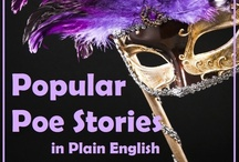 Popular Poe (eBook) / You'll either like my plain English rewrites of Edgar Allan Poe's most popular short short stories or hate them with a passion!!!