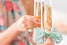 Bridal Shower Inspiration / by Bella Figura Letterpress