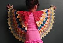 Halloween DIY sewing / Sewing and costume tutorials for Halloween