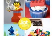 Jot Kids / Most school holidays Jot Magazine runs a fun challenge and blog feature just for kids organised by Jot Girl Lauren.